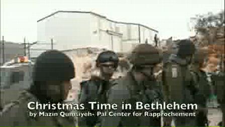 Christmas 2009 in Bethlehem