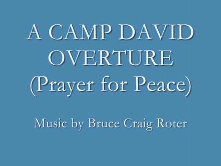 A Camp David Overture