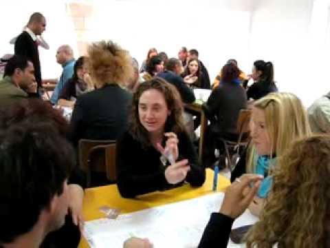 MEPEACE Peace Café - March 26, 2010