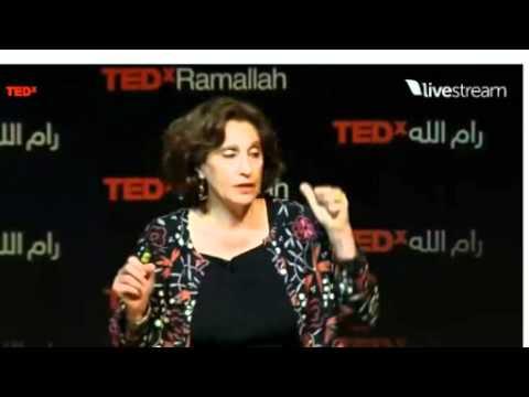 Souad Amiri's closing speech at  TEDx Ramallah April 16 2011,  part 1