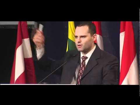 Speech to NATO's Young Atlanticist Summit