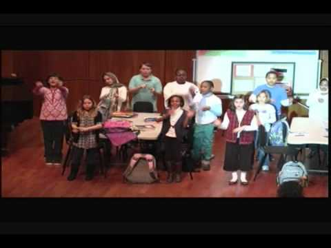 "The Classroom: A Children's Peace Opera (""Hello Friend"")"