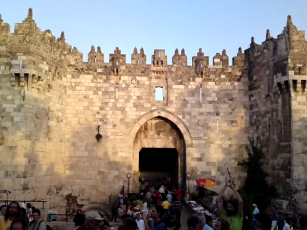 Jerusalem hug 2010