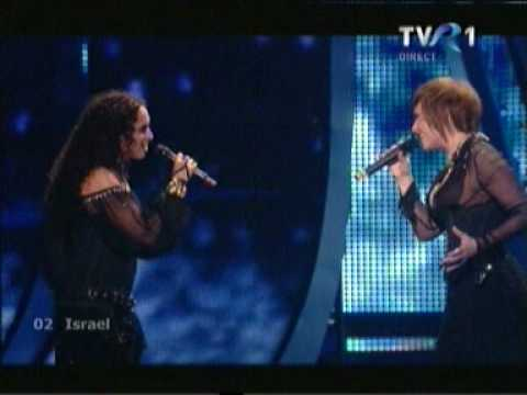 ISRAEL Eurovision 2009 FINAL Noa & Mira Awad - There Must Be Another Way LIVE HQ VIDEO