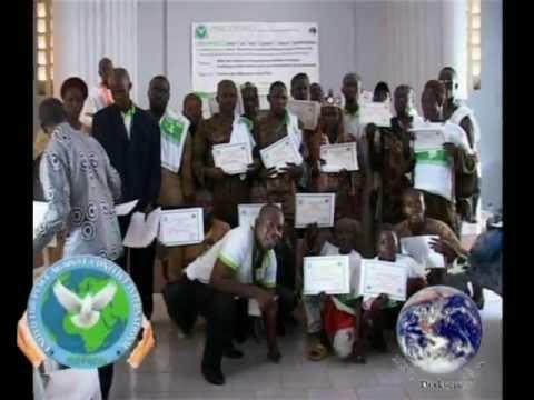 Dozos-Guerre Tribal Reconciliation in Cote d'Ivoire  (June 2013)