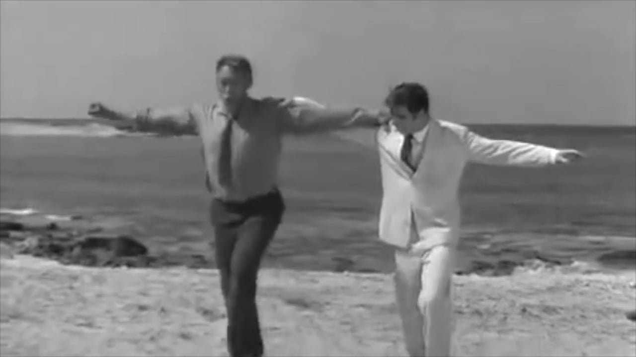 Zorba celebrates the victory of Syriza