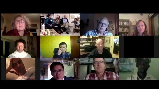 2015 Season of Light Global Video Bridge  (65 min)