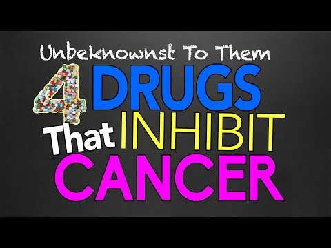 4 Drugs That Inhibit Cancer - LIVE Q&A With Doug Kaufmann