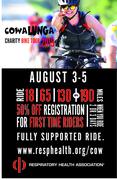 CowaLUNGa Charity Bike Tour 2019