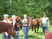 Joe,Laura,Tresa&me at natchez trace