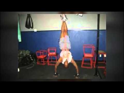 How To Do Handstand Pushups