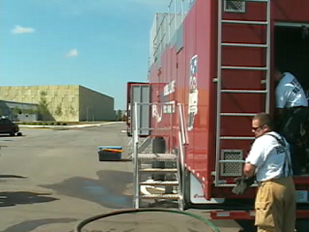 Indiana Firefighter Training System