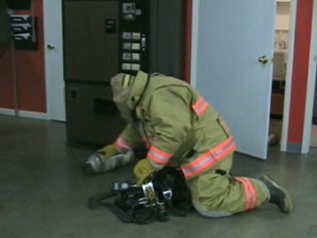 District 8 Firefighter Training SCBA Assembly Drill