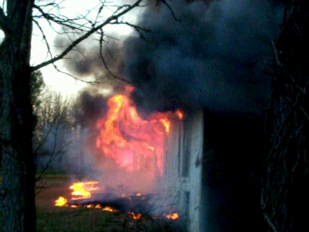 Traning Fire