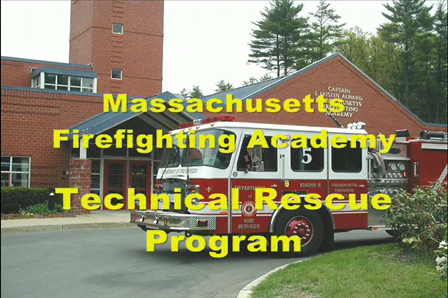 Mass Fire Academy Technical Rescue