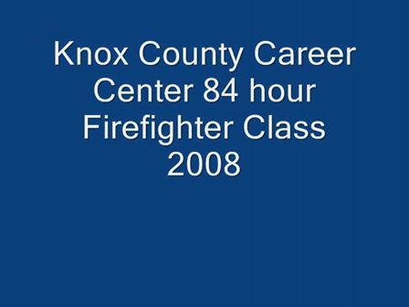 Live Burn Ohio Fire Class