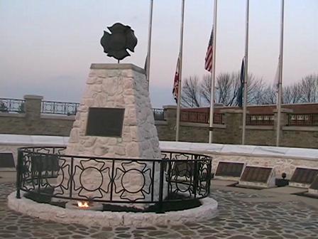 Natioal Fallen Firefighters Memorial
