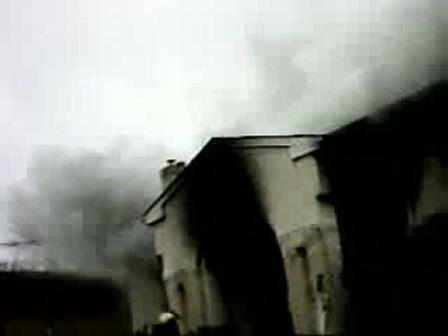 Firefighter CLOSE CALL Ladder Slide