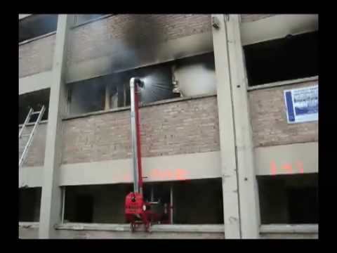 The Hero Pipe Live Burn Test