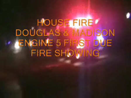 ENGINE 5 FIRST DUE FIRE
