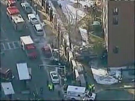 Boston Firefighter killed in Crash LODD