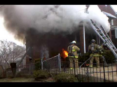 DCFD Rescue 3 1600 block of Fort Davis Place S.E.