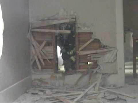 "Tap the Box - FETC Survival - 16"" O/C Wall Breach Seeking Refuge"