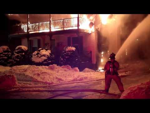 FETC - 1st Alarm Knock 100 Pearl St. Jan 2011