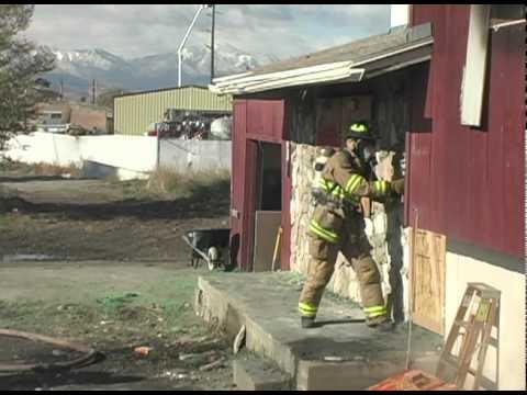 Lehi Fire Dept - Positive Pressure Attack
