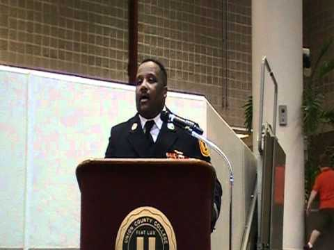 John Alston UCFA Recruit Graduation 2011 Keynote Address