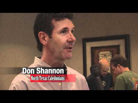 Don Shannon interview at Keeping Tradition Alive 2011 - City Of Lewisville