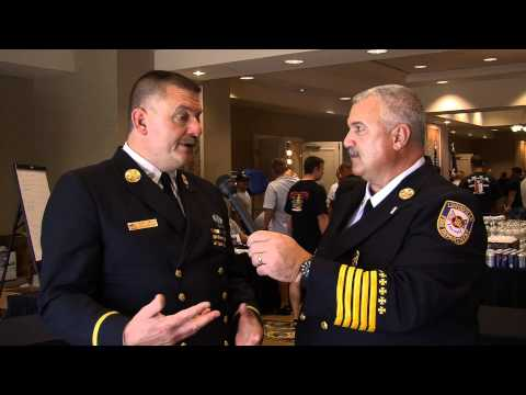 John Salka FDNY Battalion Chief, Keeping Tradition Alive 2011 - City Of Lewisville