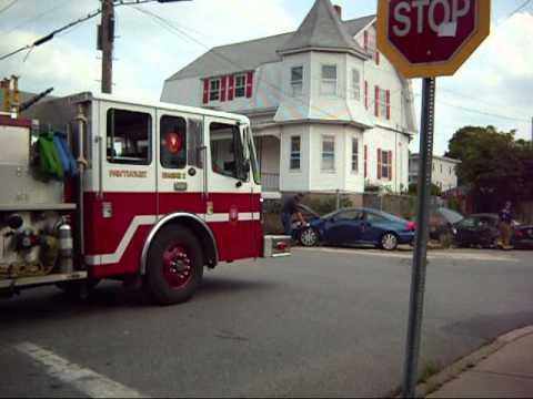Memorial Day Car Crash In Pawtucket