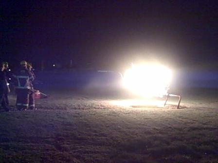 Houma Fire Department Night Drills 'C' shift 004
