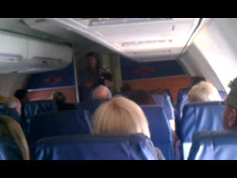 FDIC Bagpiper flying home