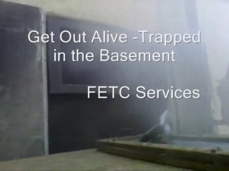 Get Out Alive - Basement Window - FETC