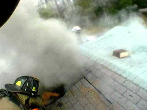 Durham Fire Dept. vertical ventilation