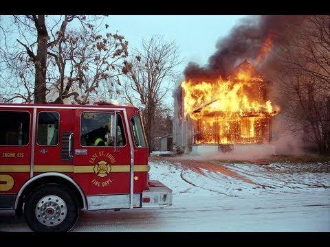 East St. Louis Firefighters Struggle
