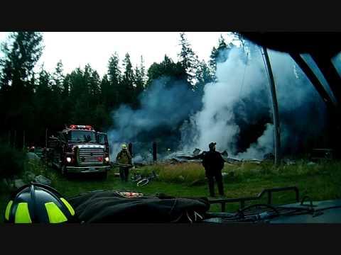 1300074 HOUSE FIRE
