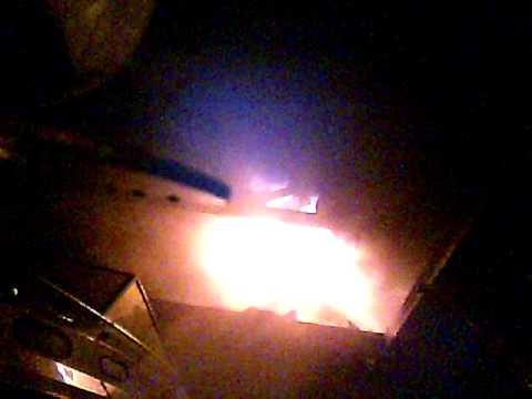 1300046 FULLY INVOLVED MULTI BLDG FIRE 2