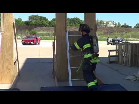 Firefighter Ladder Bail - Instructional Video