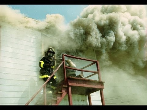 Firefighter Helmet Cam