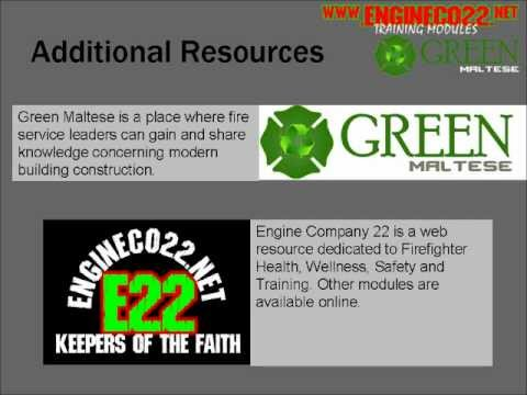 EngineCo22.net Episode 12 Fireground Considerations