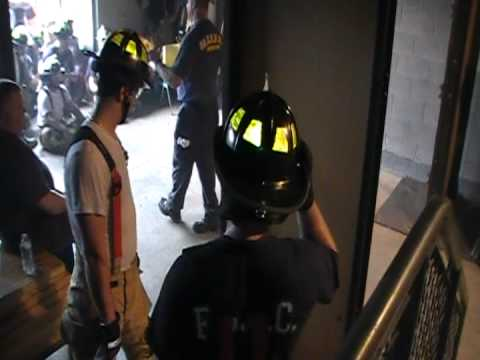 Fire Recruit: Friendly Competition - Forcible Entry