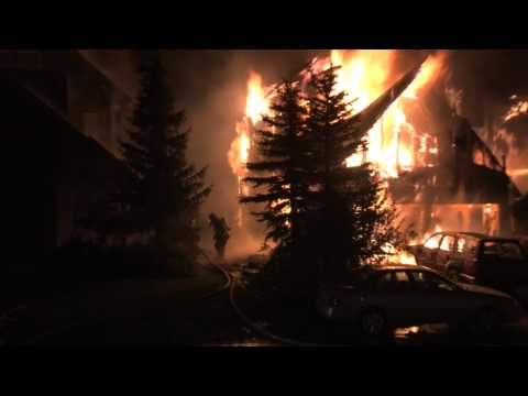 Whistler House Fire August 11 in Spruce Grove