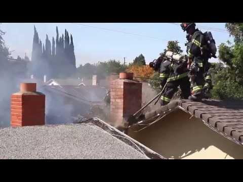 San José  (CA) Multi-Alarm Structure Fire