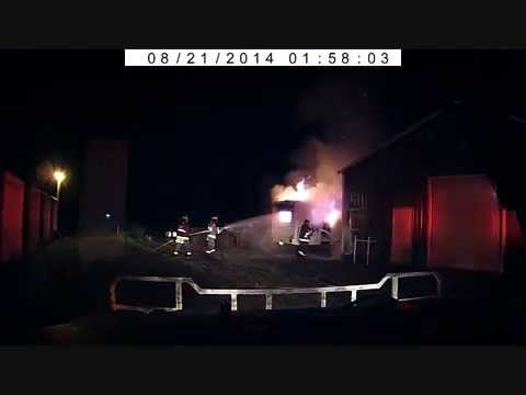 1400099 STRUCTURE FIRE FULLY INVOLVED PT 1