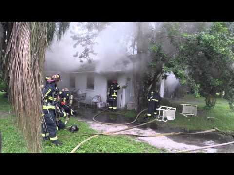 Orlando (FL) Structure Fire