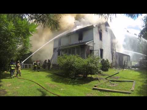 Coal Township (PA) House Fire