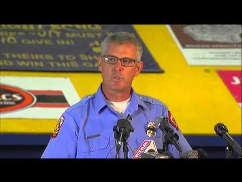 Arizona Hotshot Who Survived Was Lookout